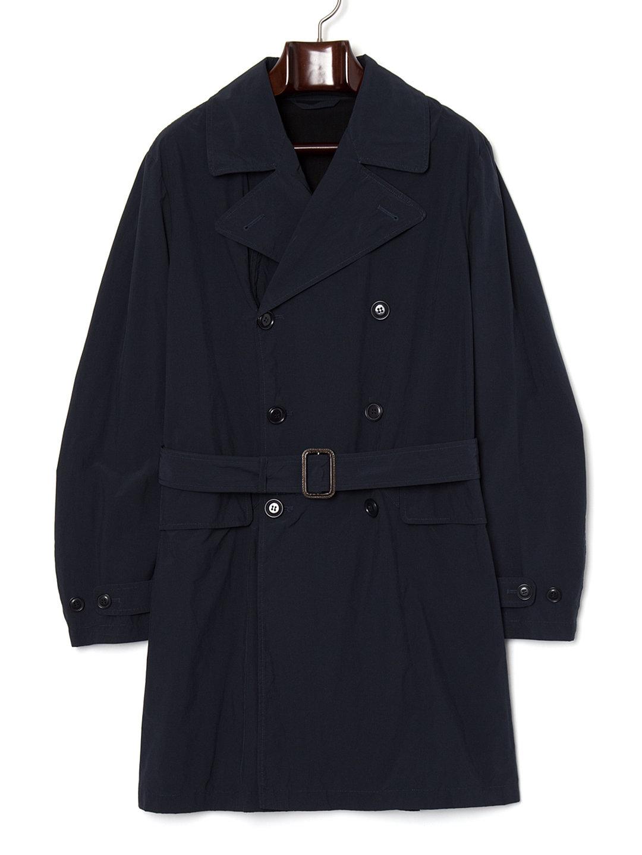 【60%OFF】トレンチコート ネイビー m ファッション > メンズウエア~~ジャケット