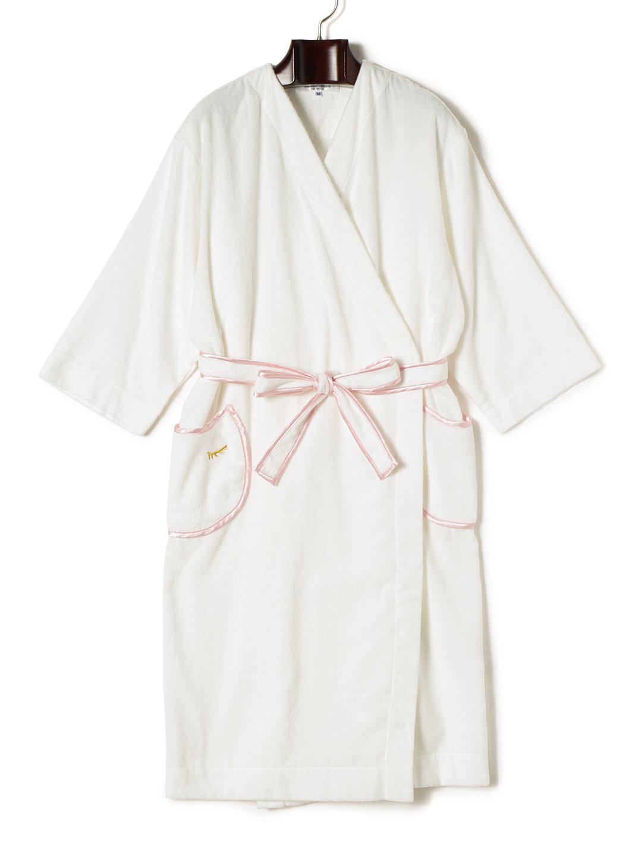 【50%OFF】TSUMORI CHISATO ネコネコローブ【WOMENS】 ホワイト m キッチン・生活雑貨・日用品 > 暮らし~~お風呂用品~~バスローブ