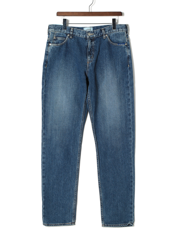 【60%OFF】SERGE de blue 5ポケット デニムパンツ ブルー 29 ファッション > メンズウエア~~パンツ