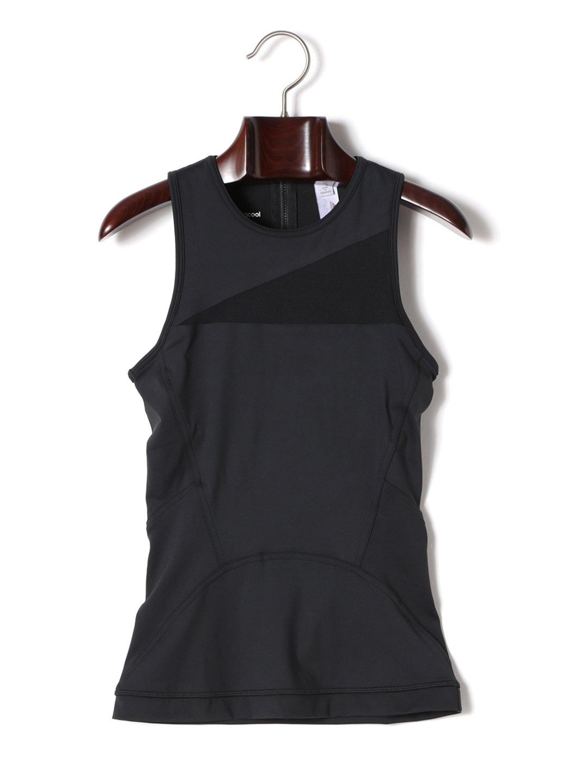 【53%OFF】aSMC STU バックジップ タンクトップ ブラック xs ファッション > レディースウエア~~その他トップス