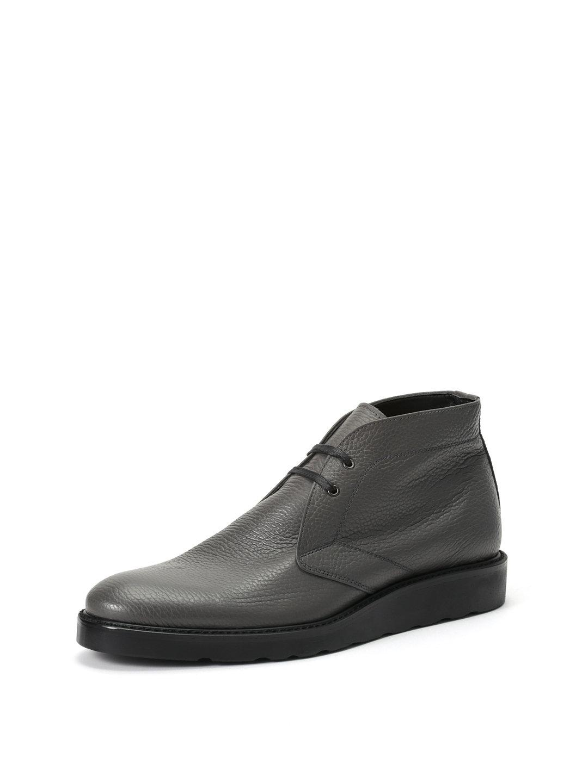 【40%OFF】チャッカ ブーツ ダークグレー 43 ファッション > 靴~~メンズシューズ