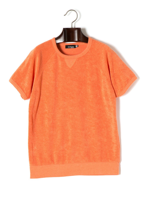 【50%OFF】GOLDY SUNNY パイル ラグラン 半袖トップ ポピー s ファッション > レディースウエア~~その他トップス