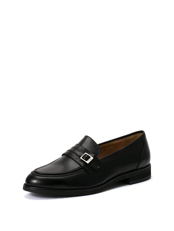 【40%OFF】ベルテッド ローファー ブラック 25 ファッション > 靴~~メンズシューズ