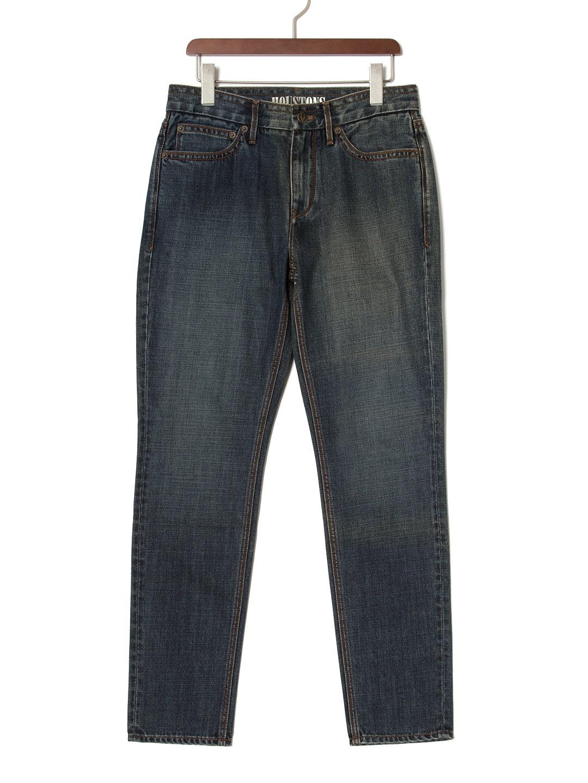 【70%OFF】5ポケット デニム インディゴ 28/30 ファッション > メンズウエア~~パンツ