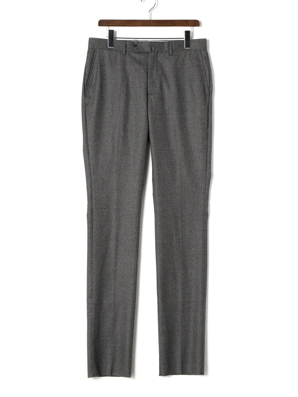【70%OFF】PUPPYTOOTH テーパードパンツ グレー 28 ファッション > メンズウエア~~パンツ