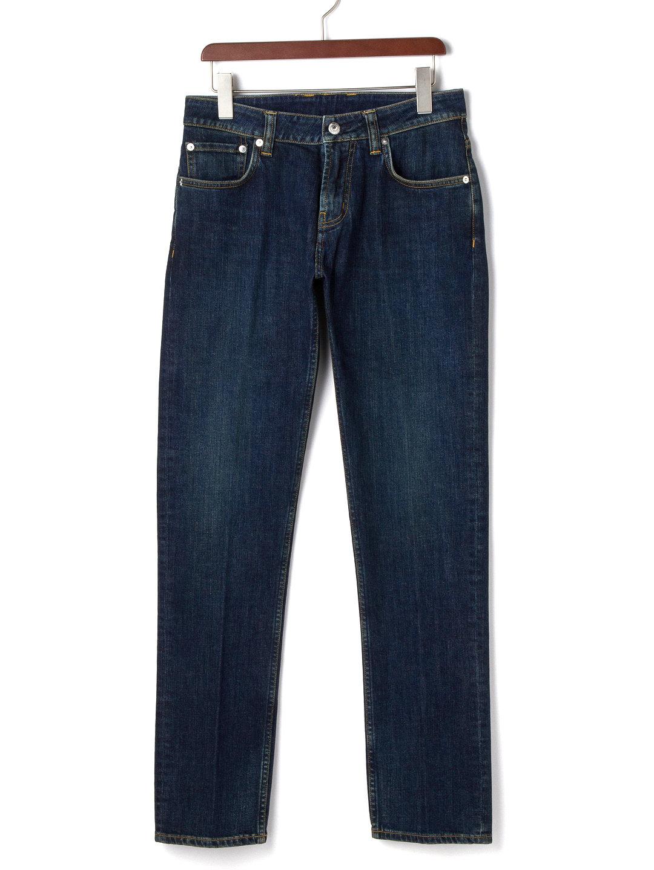 【70%OFF】ウォッシュ加工 デニム インディゴ 31 ファッション > メンズウエア~~パンツ