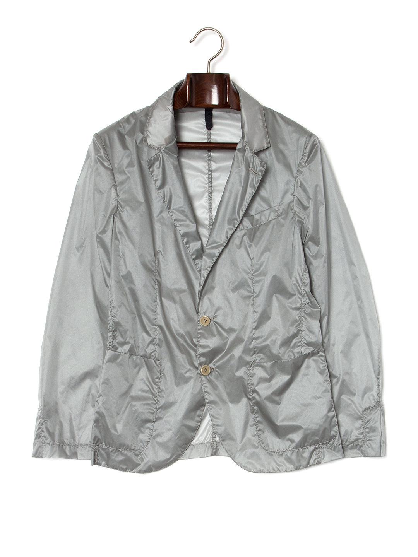 【50%OFF】AQUARAMA テーラードジャケット ライトグレー 44 ファッション > メンズウエア~~ジャケット