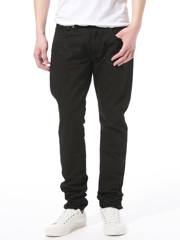【70%OFF】PRINCE DENIM87TV SAFARI ダメージ加工 ブラックデニム ブラック 30 ファッション > メンズウエア~~パンツ