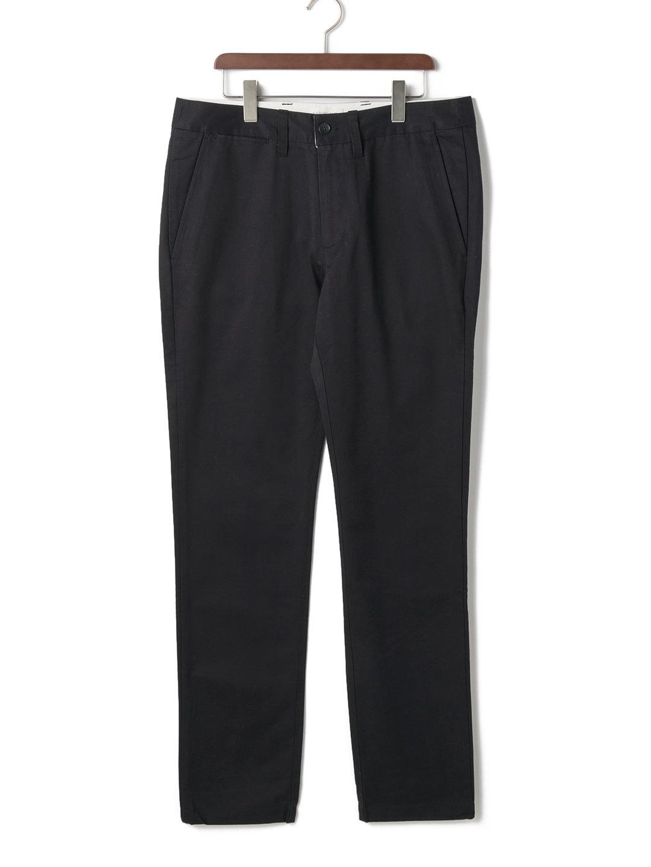【70%OFF】JOHN テーパード チノパンツ ネイビー 34 ファッション > メンズウエア~~パンツ