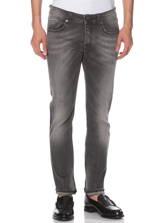 【70%OFF】FRESH DENIM118NF ウォッシュ加工 デニム ブラックインディゴ 28 ファッション > メンズウエア~~パンツ