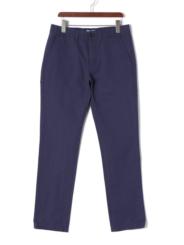 【70%OFF】JOHN テーパード カラーパンツ ネイビー 30 ファッション > メンズウエア~~パンツ