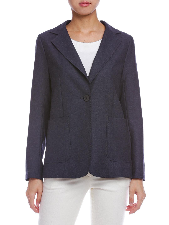 【50%OFF】アナスタシアミルド テーラードジャケット ネイビー 40 ファッション > レディースウエア~~ジャケット