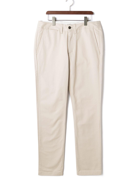 【70%OFF】JOHN テーパード チノパンツ オフ 34 ファッション > メンズウエア~~パンツ