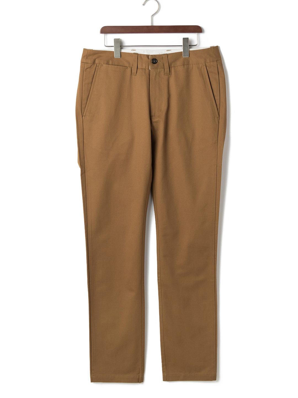 【70%OFF】JOHN テーパード チノパンツ キャメル 33 ファッション > メンズウエア~~パンツ