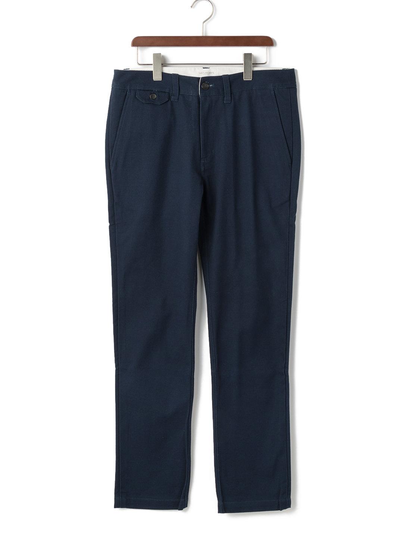 【70%OFF】BELLOWS カラーパンツ ネイビー 32 ファッション > メンズウエア~~パンツ