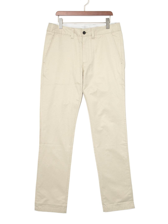 【70%OFF】JOHN チノパンツ ホワイト 34 ファッション > メンズウエア~~パンツ