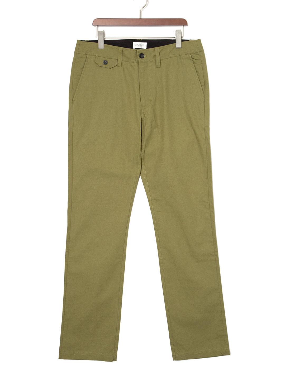 【70%OFF】RIPSTOP BELLOWS ストレートパンツ グリーン 33 ファッション > メンズウエア~~パンツ