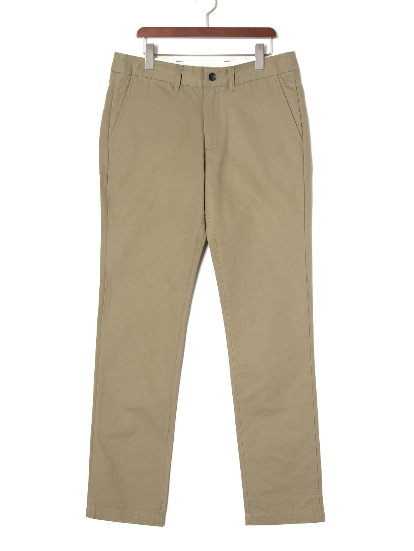 【70%OFF】JOHN チノパンツ オリーブ 36 ファッション > メンズウエア~~パンツ