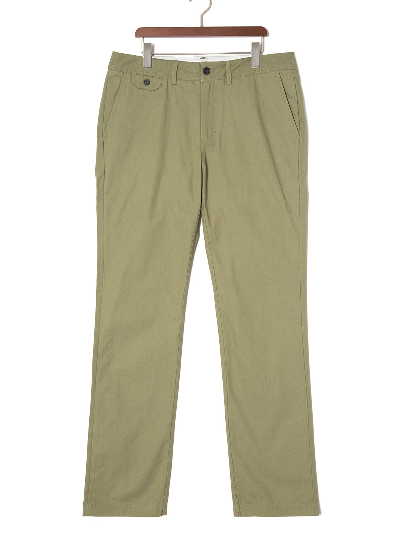 【70%OFF】BELLOWS リップストップ パンツ オリーブ 36 ファッション > メンズウエア~~パンツ