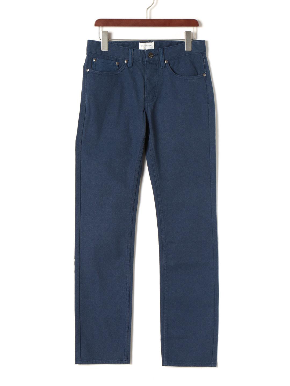 【70%OFF】RONNIE 5ポケット パンツ ネイビー 34 ファッション > メンズウエア~~パンツ