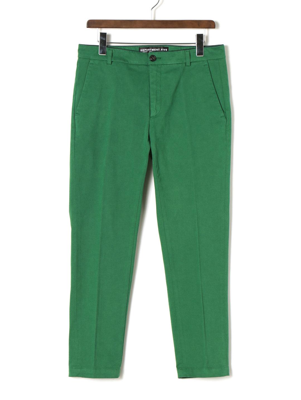 【70%OFF】ノータック センタープレス パンツ グリーン 29 ファッション > メンズウエア~~パンツ
