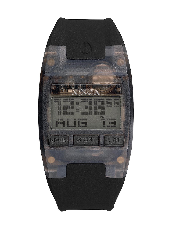 【50%OFF】【ウィメンズ】COMP S デジタル シリコンベルト ウォッチ オールブラック ファッション > 腕時計~~レディース 腕時計