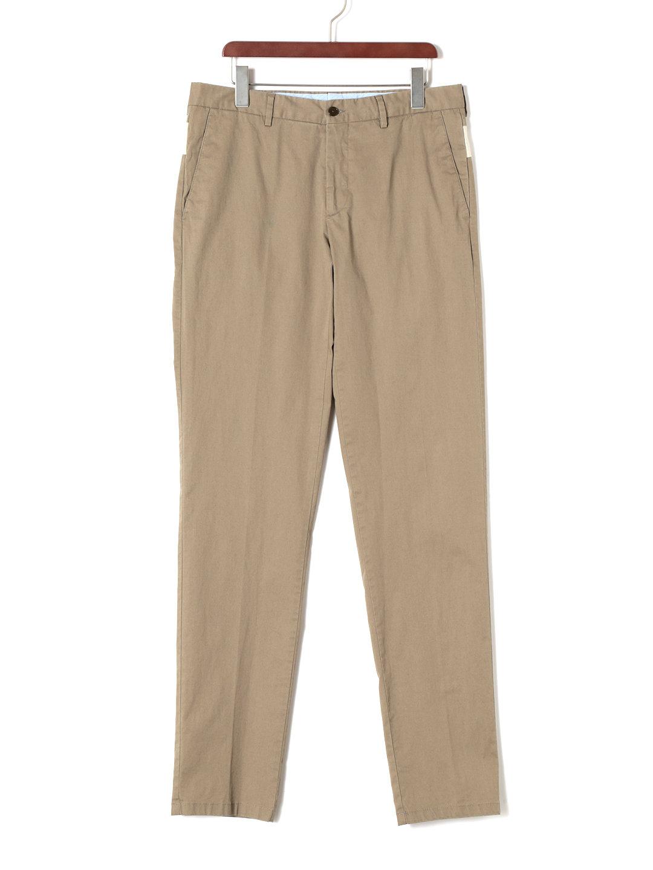 【80%OFF】バックデザイン テーパードパンツ ライトブラウン 48 ファッション > メンズウエア~~パンツ