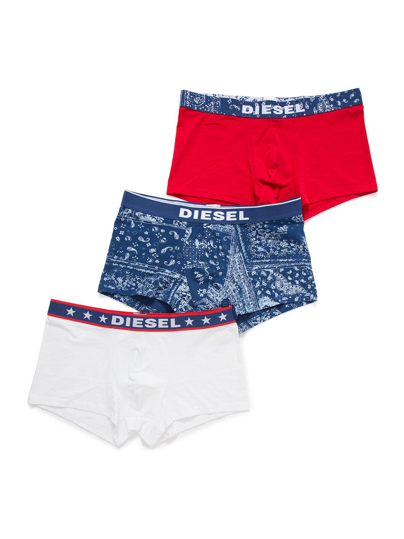 【55%OFF】ボクサーパンツ 3種類セット レッド&ブルー&ホワイト xl ファッション > メンズインナー~~下着