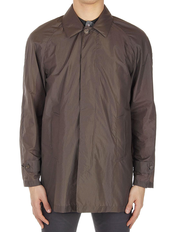 【51%OFF】ラグランスリーブ コート ダークマッシュルーム 46 ファッション > メンズウエア~~ジャケット