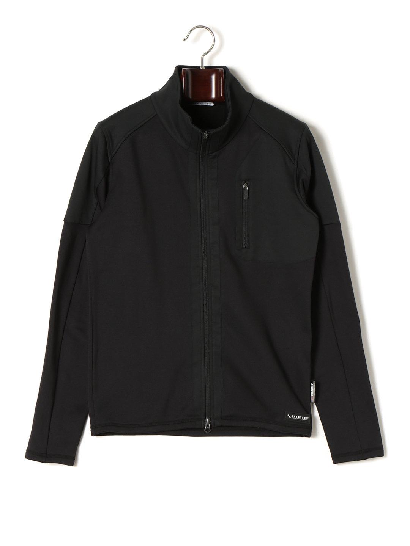 【70%OFF】ATMOSPHERE ダブルジップ 長袖ジャケット ブラック l ファッション > メンズウエア~~ジャケット