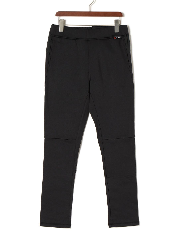 【70%OFF】ATMOSPHERE シーム切替 イージーパンツ ブラック l ファッション > メンズウエア~~パンツ