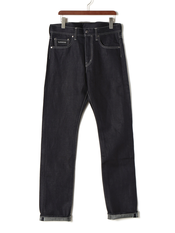 【70%OFF】LinenDenim14.5oz 5ポケット デニム インディゴ xl ファッション > メンズウエア~~パンツ