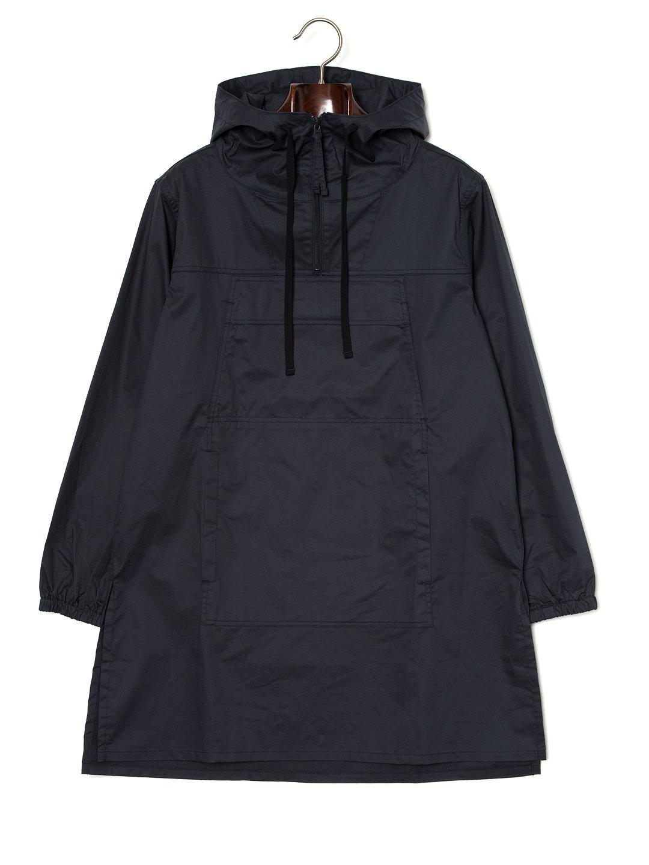 【60%OFF】【kelen】SOL ハーフジップ 長袖 ロング パーカ ネイビー 40 ファッション > メンズウエア~~ジャケット